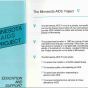Minnesota AIDS Project pamphlet