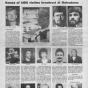 Black and white scan of the front page of the Minneapolis GLC Voice on July 18, 1988.