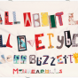 Color image of a quilt panel memorializing Jeff Buzzetti, 1988.