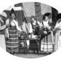Photograph of Scandinavian Woman Suffrage Association fundraising for the Red Cross