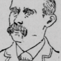 Drawing of George Seibert