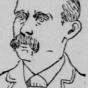 Drawing of George Seibert
