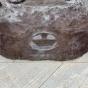 Base of third Shaynowishkung statue
