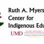 Ruth A. Meyers Center for Indigenous Education logo