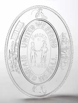 Knights of Labor plate