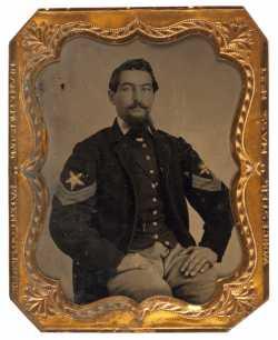 Samuel Bloomer, Company B, First Minnesota