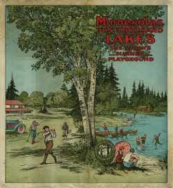 Minnesota tourism brochure