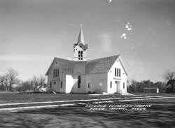 Photograph of Danebod Lutheran Church