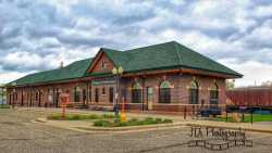 Beltrami County History Museum (Old Great Northern Depot, Bemidji)