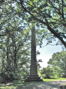 """Faithful Indians"" Monument"