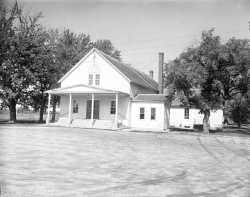 Evangelical Mennonite Church, half-mile north of Mountain Lake.