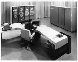 Computer designed by Control Data Corporation