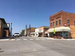 Photograph of South Main Avenue, Harmony MN