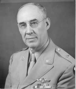 gadier General Martinus Stenseth, ca. 1950.
