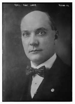 Thomas Van Lear, 1917
