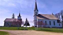 Two Valley Grove churches