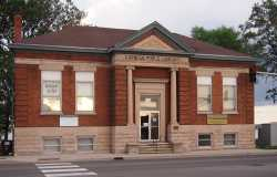 Bemidji Carnegie Library