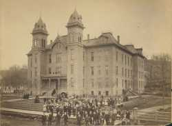 Old Main, Mankato Normal School