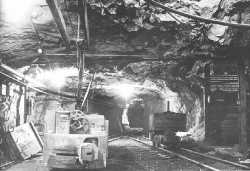 Tower-Soudan Mine, lower level