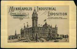 Exposition Building, Minneapolis