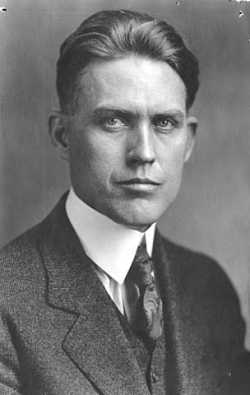 Official senatorial portrait of Henrik Shipstead