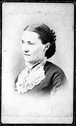 Julia B. Nelson, ca. 1866