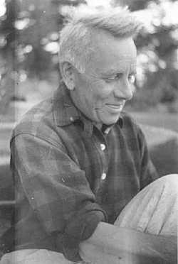 Ernest Oberholtzer, 1940.