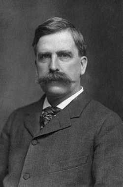 Photograph of Chester A. Congdon in 1909.