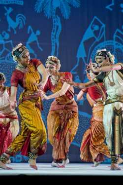 Sacred Earth, Ragamala Dance Company