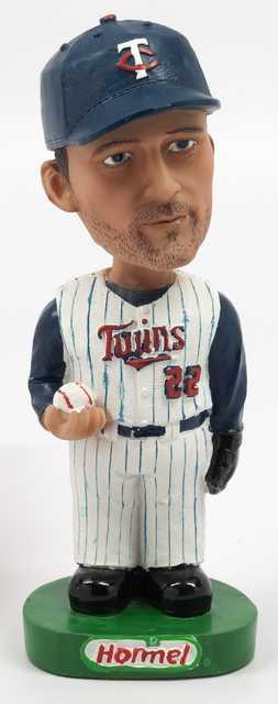 Brad Radke bobblehead doll