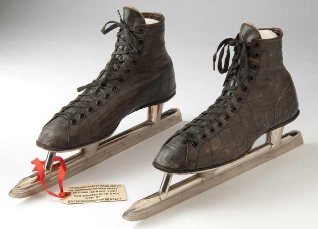 Strauss racing skates