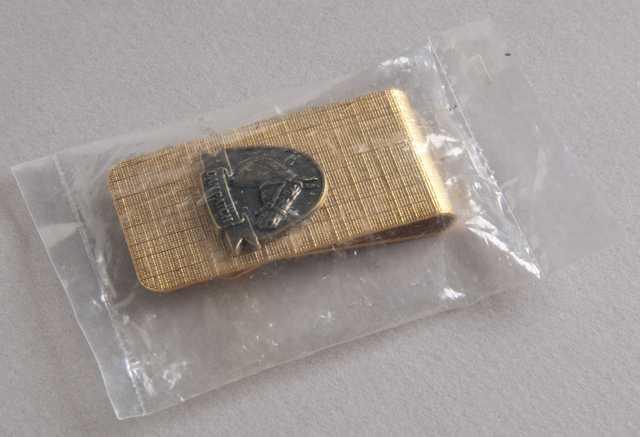 Dan Patch money clip