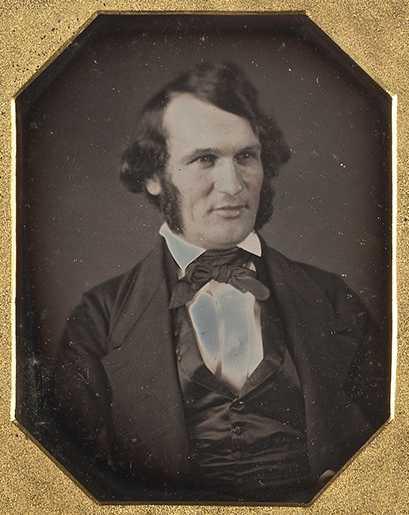 Photograph of Alexander Ramsey