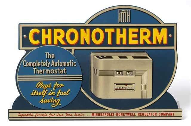 Chromotherm advertisement