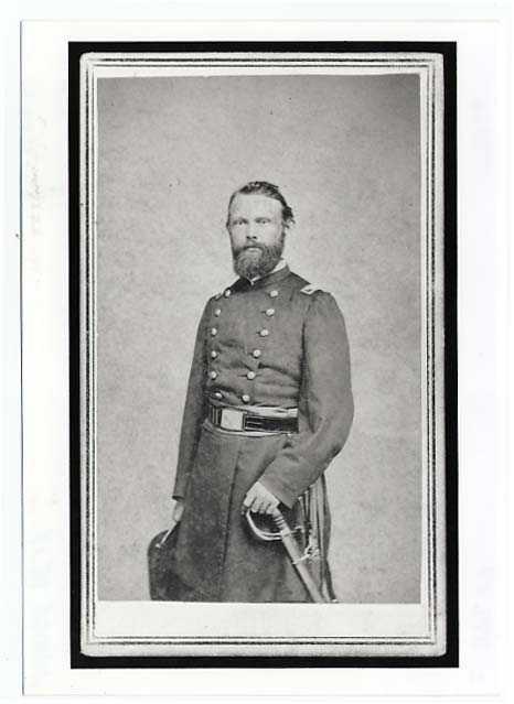 Colonel Hans Mattson, Third Minnesota Infantry.