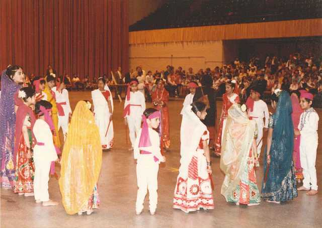 SILC dance performance