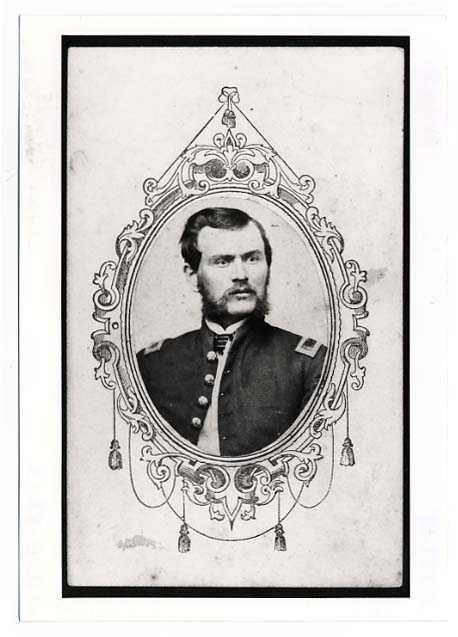 William D. Hale, Sergeant Major, Third Minnesota Infantry.