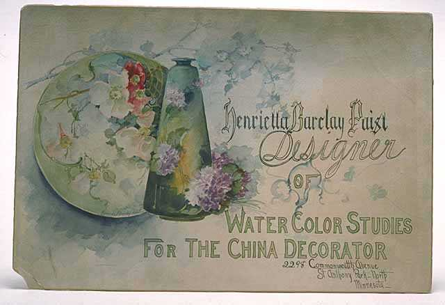 Henrietta Paist trade sign