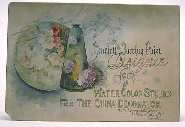 Henrietta Paist trade sign