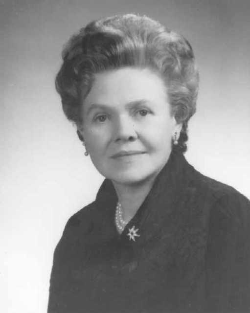 Eugenie Moore Anderson
