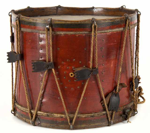 Eighth Minnesota Snare Drum