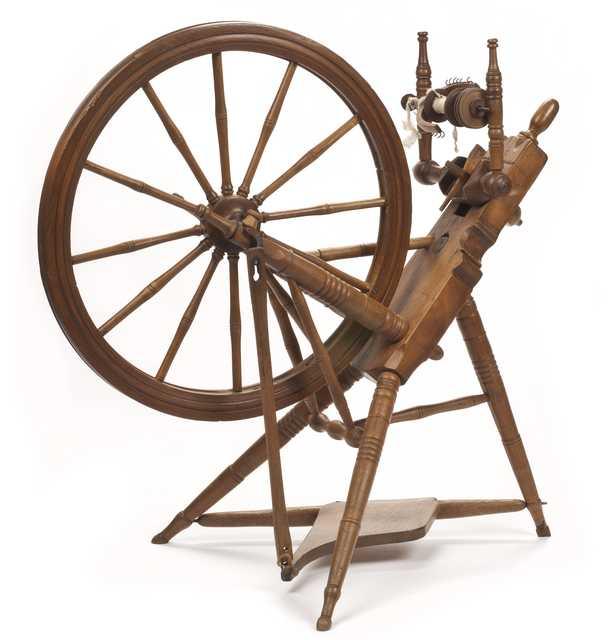 Image of Spinning Wheel