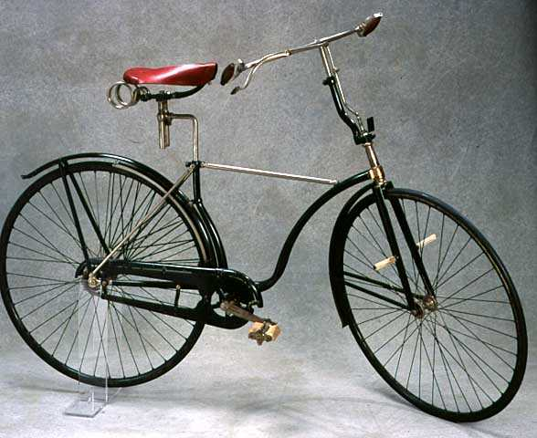 """Warwick """"Perfection"""" safety bicycle"""