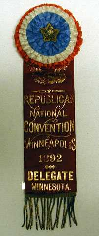 Republican National Convention ribbon