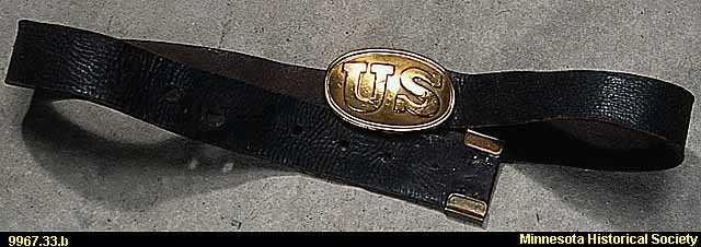 U.S. Army waist belt