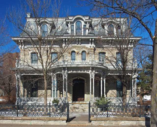 Photograph of Alexander Ramsey House