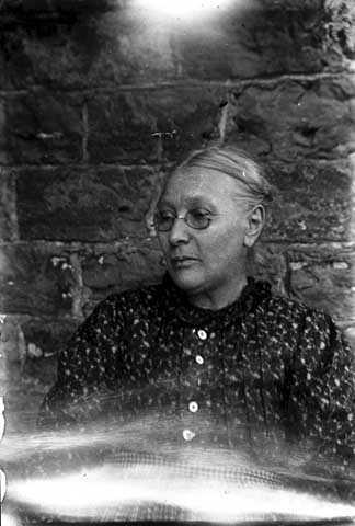 Anna Sontag Spangenberg