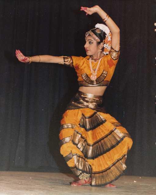 Arangetram(debut recital) of Aparna Ramaswamy