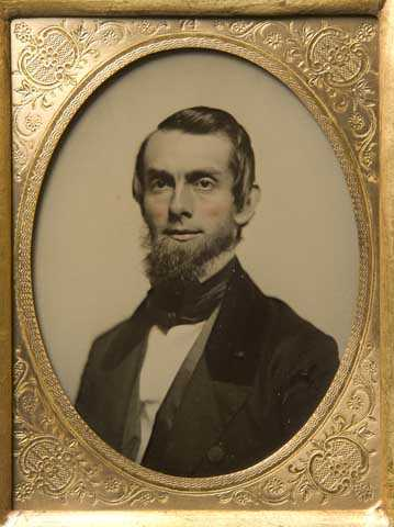 Portrait of St. Andre Durand Balcombe