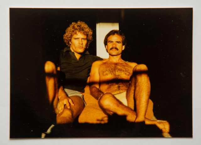 Bruce Brockway and Rene Valdes